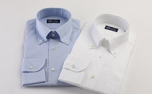 HITOYOSHIシャツ オックス2枚セット