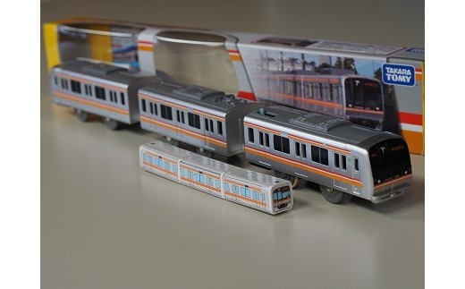 K11:【限定】プラレール東葉高速鉄道2000系と電車マグネット