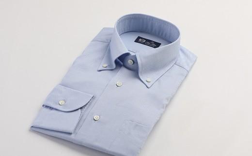 ブルーオックス 紳士用 HITOYOSHIシャツ オックスフォード