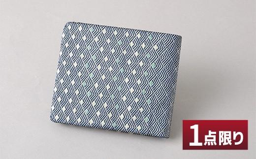 ST010 【1点もの】手織り佐賀錦 財布(1)