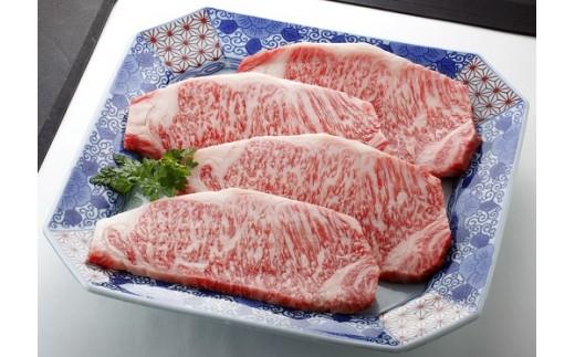 J151「肉の芸術品」伊万里牛ロースステーキ