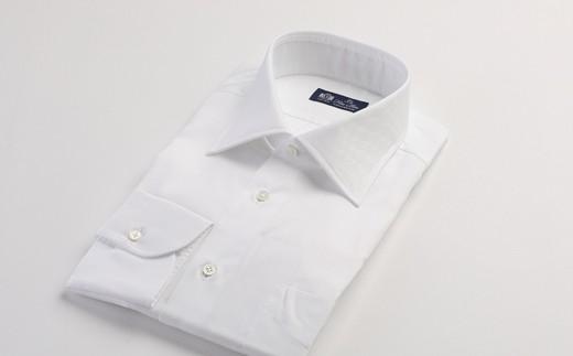 白ツイル 紳士用 HITOYOSHIシャツ