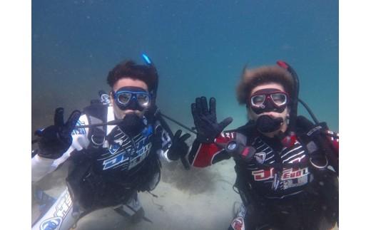 05-07 山陰海岸ジオパーク!今子浦で体験ダイビング