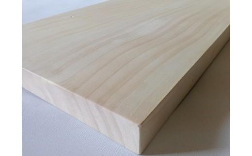 B3901イチョウのまな板 Sサイズ