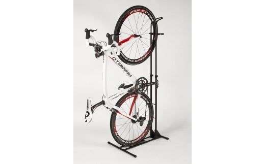 ロードバイク 縦置き用ディスプレイスタンド iWA A01V