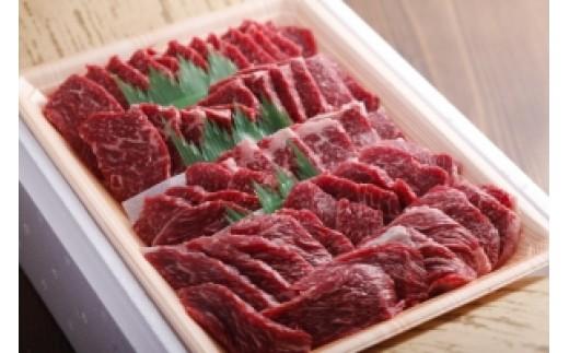 02-15 経産但馬牛赤身焼肉用500g