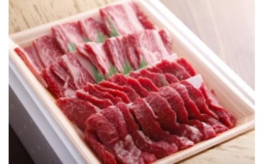 02-14 経産但馬牛バラカルビ焼肉用600g