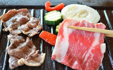 [№4630-0596]【えりも短角牛】焼肉セット