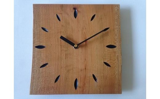 D701サクラの掛け時計