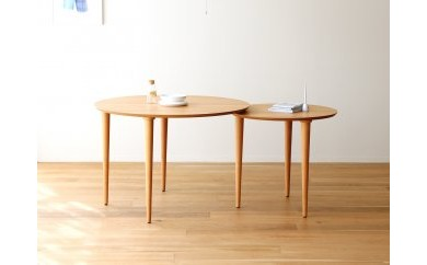 バルーンダイニングテーブル アルダー