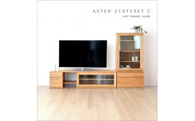 アスター210TVセットCアルダー