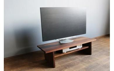 【ありそうでなかったシンプルデザインのテレビ台】Konoji 90 TVボード ウォールナット