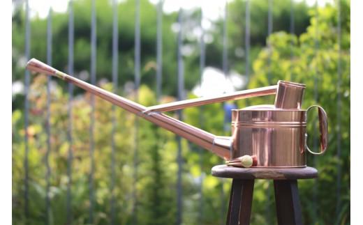 根岸産業有限会社  銅製 英国型如雨露 4号