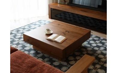 CHOCOLAT Living Table 119 walnut (wood top)
