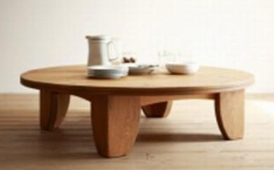 ガラサークルテーブル098