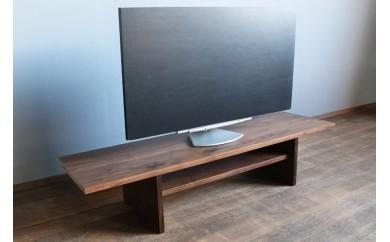 【ありそうでなかったシンプルデザインのテレビ台】Konoji 120 TVボード ウォールナット