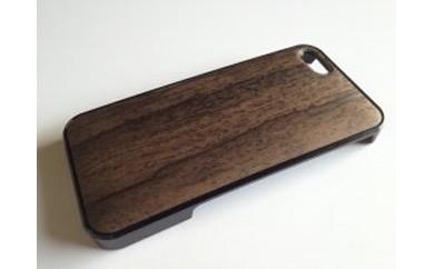 iphone se,5,5s用天然木ジャケット【シャム柿】