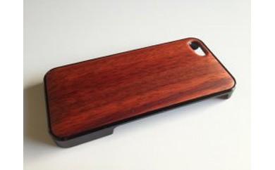 iphone se,5,5s用天然木ジャケット【パドック】