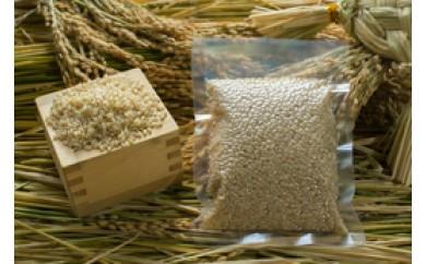2017年秋収穫分 福岡県産ヒノヒカリ【玄米】真空パック仕様 20個入り