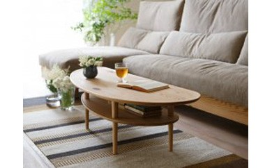 LEGARE Bean Table 126 oak
