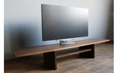 【ありそうでなかったシンプルデザインのテレビ台】Konoji 150 TVボード ウォールナット