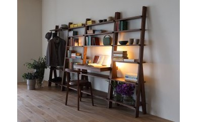 SCALA Shelf 056 walnut