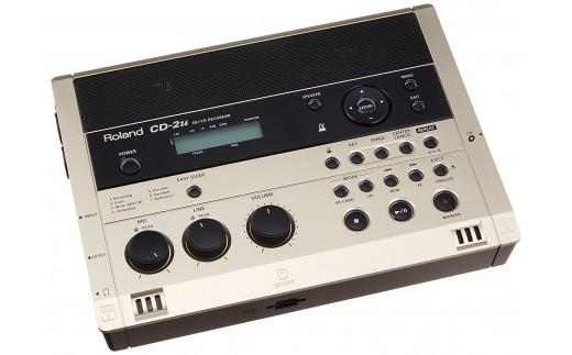 (1302)Roland/ローランド SD・CDレコーダー CD-2u