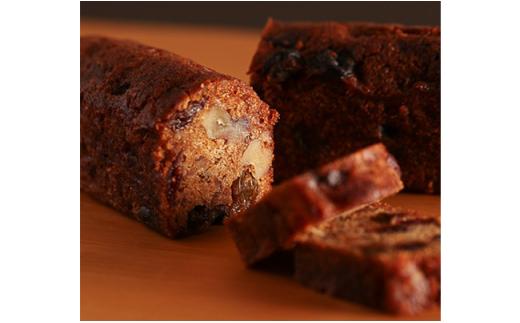 A-52 イル・パタタ スーパーフルーツケーキ&チョコレートケーキセット