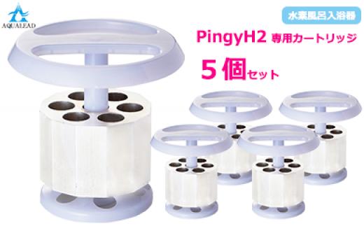Pingyカートリッジ5個