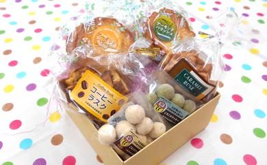 [№5544-0078]3ヵ月毎に4回届け人気の焼き菓子セット(6袋×4回頒布)