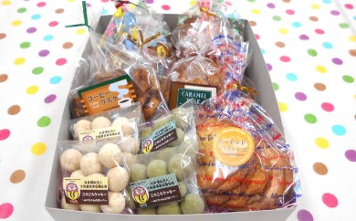 [№5544-0076]人気の焼き菓子セット(B-13袋)