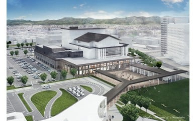 BD01「山形県総合文化芸術館」整備事業(施設へのお名前掲示)