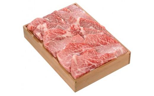 【3-29】松阪牛焼肉セット【限定30セット/月】