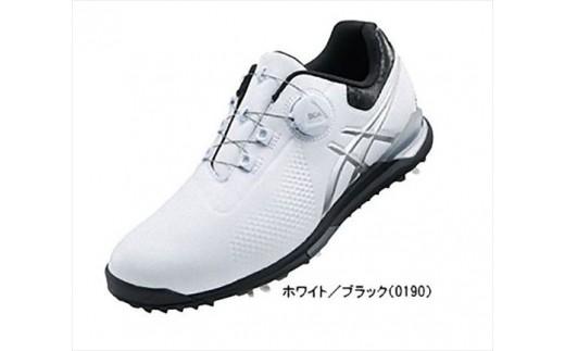 【40036】アシックス ゲルエースツアー3ボア ホワイト・ブラック