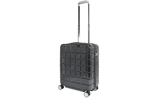P579 U-5000スーツケース(ブラック)【1,000pt】