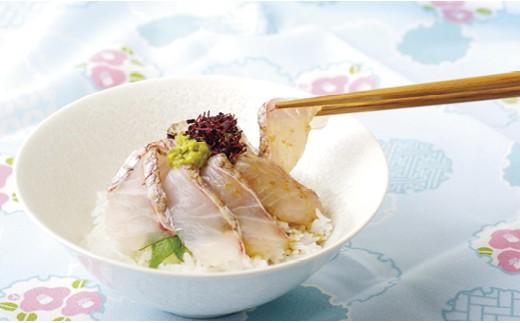 J692 めぐみもん天然真鯛お茶漬セット【400pt】