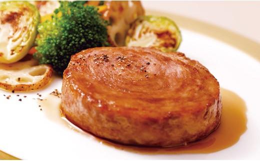 M535 ロールステーキ食べ比べ(3ヵ月送付)【1,200pt】