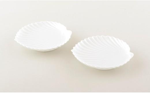 P501 棕櫚葉形皿(2枚)【500pt】