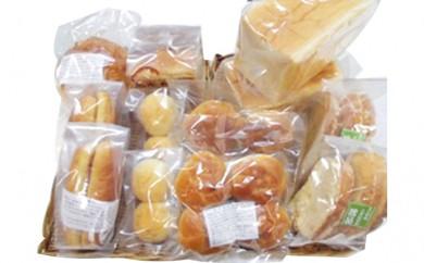 [№5653-0240]のおがた山里のパン詰め合わせ12品 エンゼル