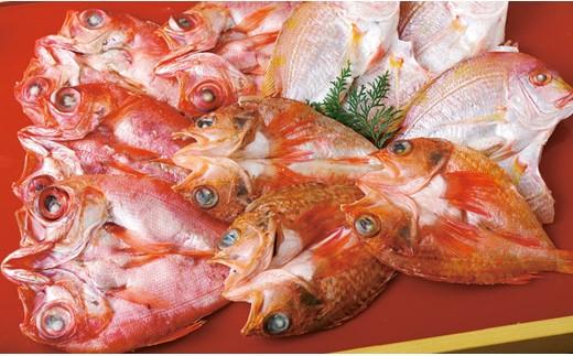 R196 富岡の「高級魚白身魚干物」セット【400pt】