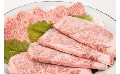 極上!飛騨牛サーロインステーキとすき焼き用セット