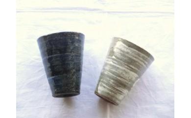 刷毛ペアビアカップ
