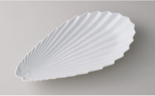 P502 棕櫚葉形長皿【500pt】