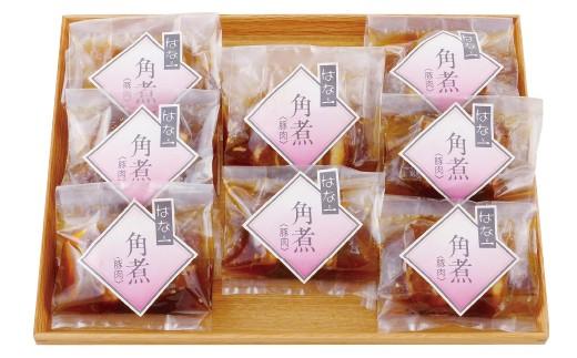 長崎伝統の角煮を大きく、とろ~り、やわらかく