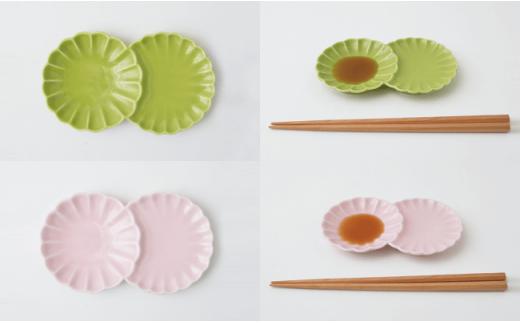 PA46 【波佐見焼】使い方いろいろ♪カラフル小分け豆皿8枚セット【福田陶器店】-5