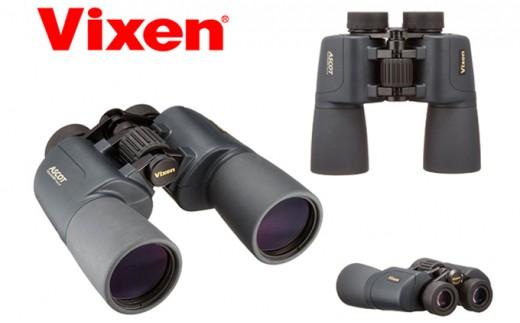 [№5809-2218]ビクセン Vixen 双眼鏡 アスコット ZR10x50WP(W)