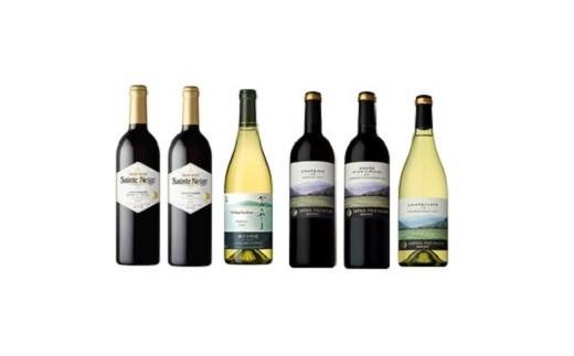 0070-003 『かみのやまワイン』プレミアム6本セット