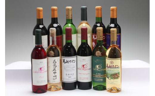 【L-563】月山ワイン12本セット