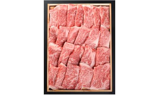 【D26】松阪牛焼肉(ロース)