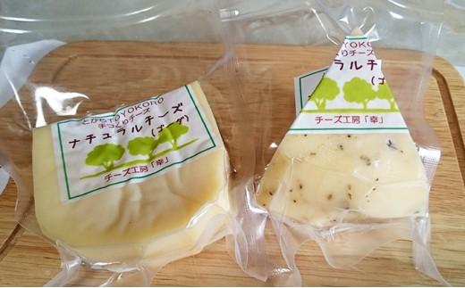 [№5891-0243]北海道十勝豊頃ナチュラルチーズ(ゴーダ)500g 2019年4月発送